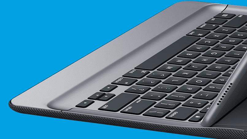 iPad Pro: Logitech zeigt Tastatur-Hülle mit Smart-Connector-Anbindung