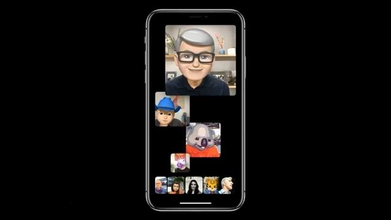 FaceTime: Apple verschiebt Video-Gruppenchat in macOS Mojave und iOS 12