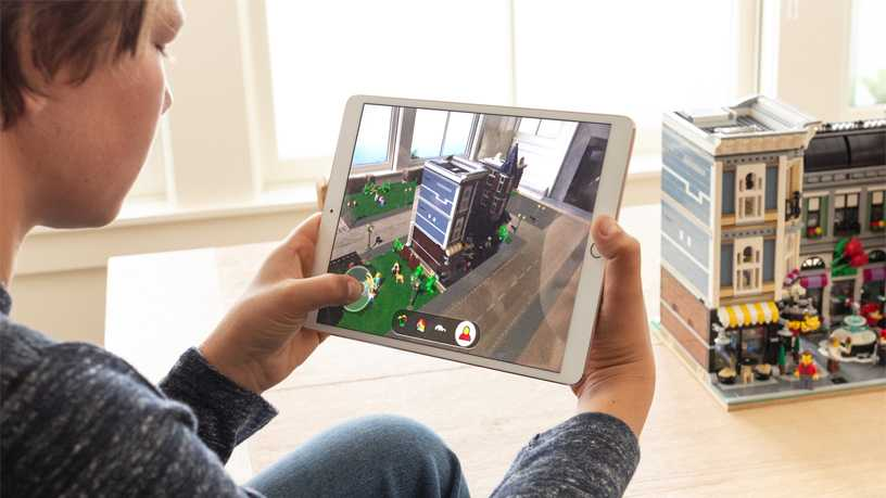 Augmented Reality: Jobboom bei Apple