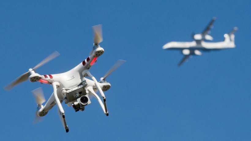 US-Gesetz: Registrierpflicht für Drohnen gilt auch für Hobbyflieger