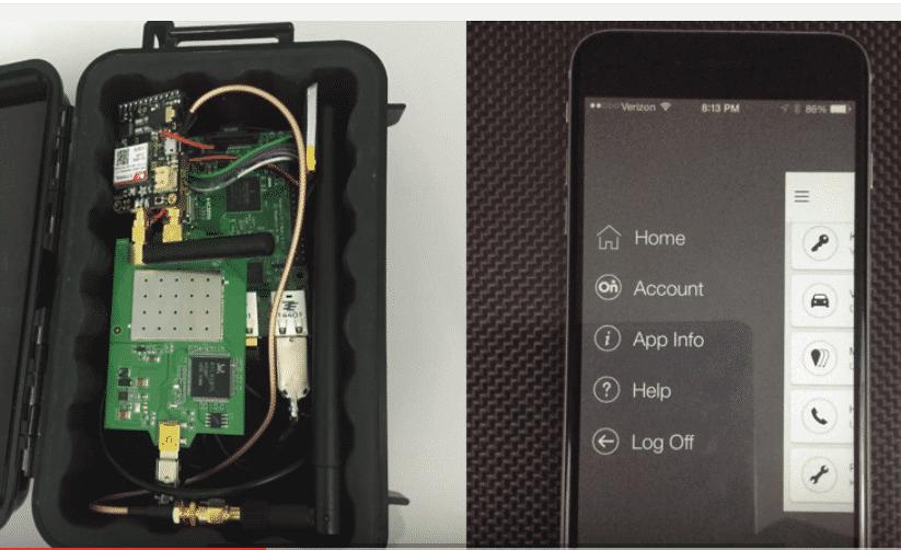 Erneut Sicherheitslücken in Apps zur Auto-Steuerung entdeckt