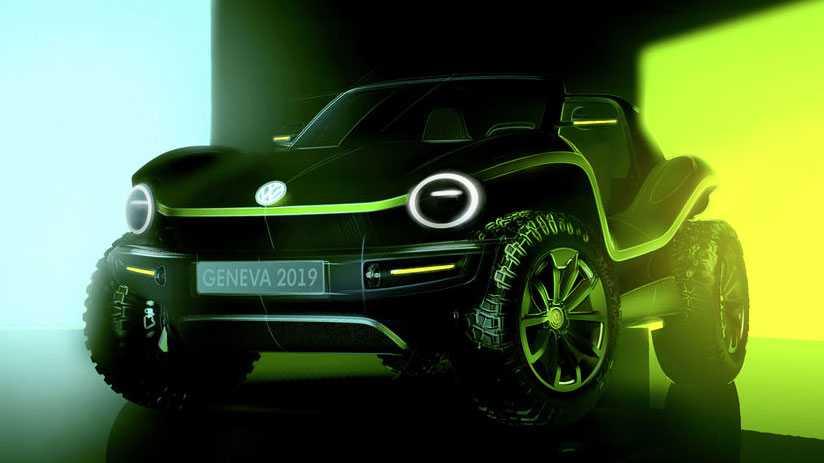 Volkswagen elektrifiziert Buggy
