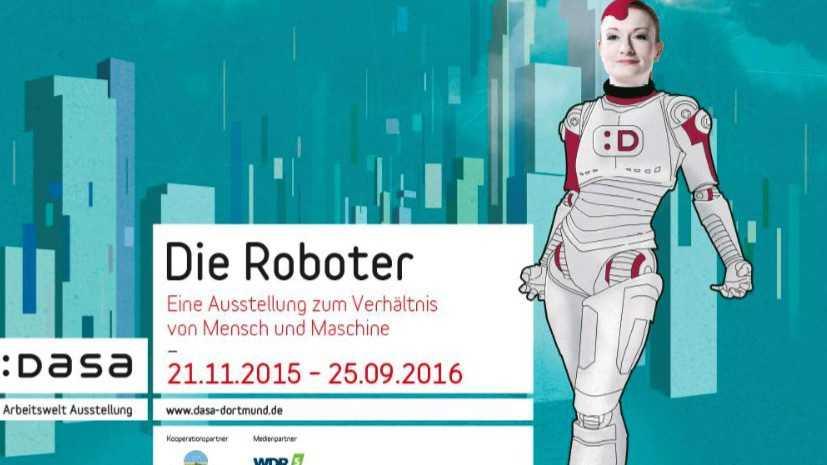 Mit Robotern auf der Spur des Menschen