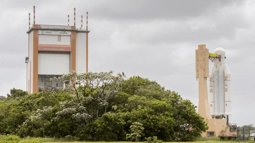 Streiks und Proteste in Französisch-Guayana: Start einer Ariane 5 ausgesetzt