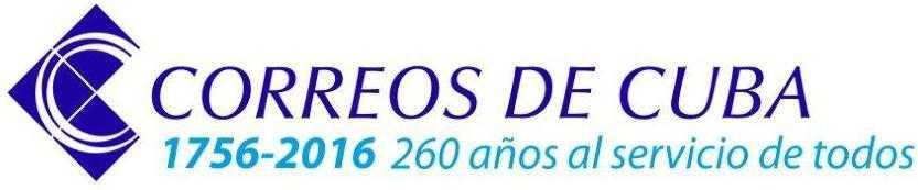 Logo Correos de Cuba