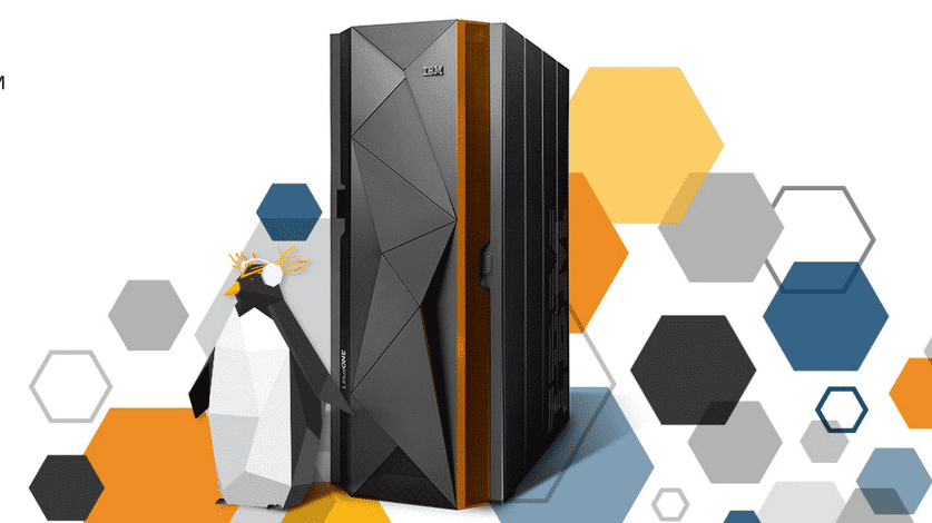 IBM verbessert LinuxONE-Mainframe Rockhopper