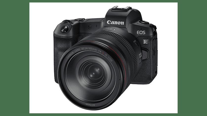 Canon EOS R: Spiegelloses Vollformat mit 30 Megapixeln