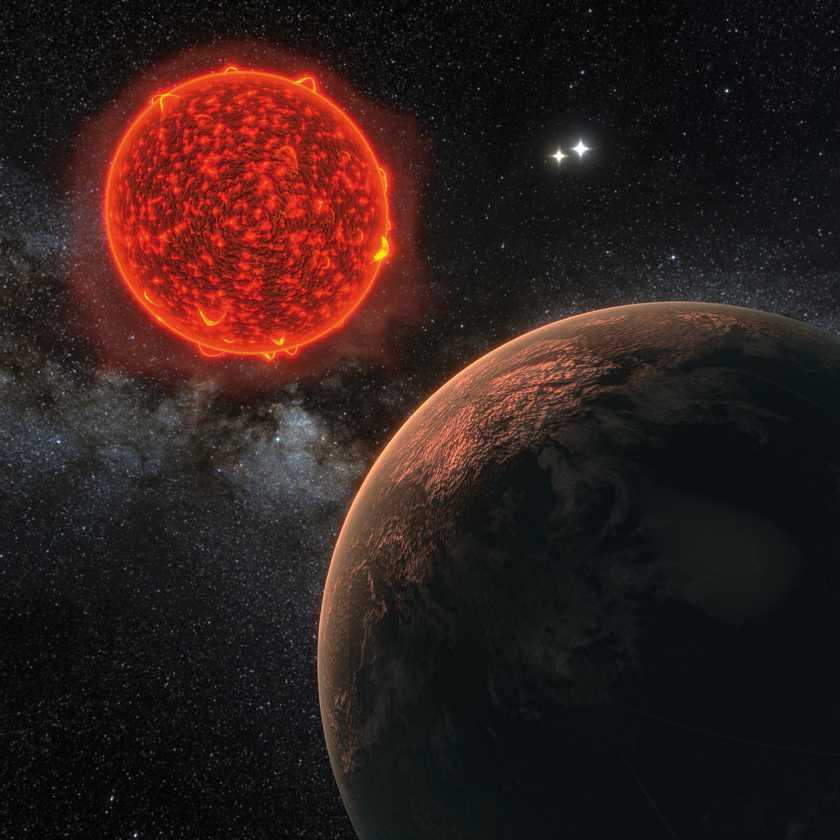 Ricardo Ramirez, James Jenkins (Department of Astronomy, Universidad de Chile)
