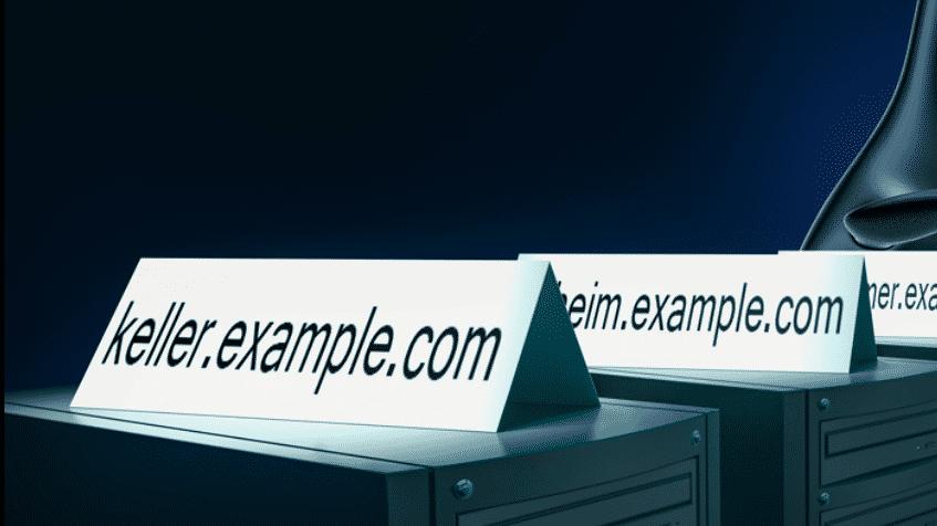 DynDNS: REST-API für Domain-Verwaltung inklusive DNSSEC