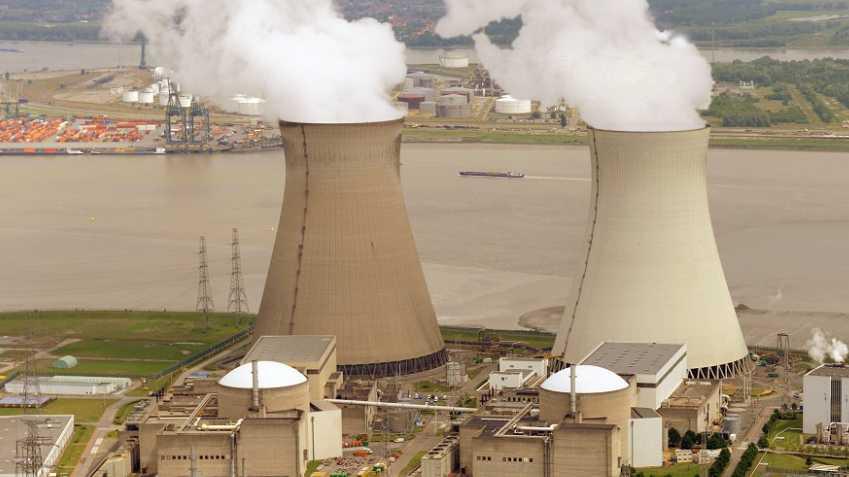 AKW Doel 1: Belgischer Atomreaktor nach Leck heruntergefahren
