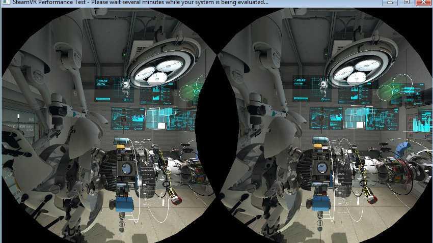 Valve veröffentlicht SteamVR Performance Test
