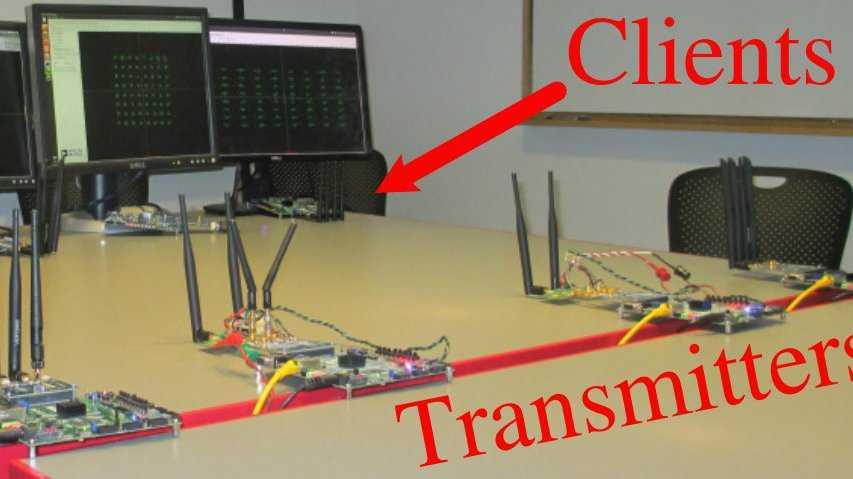 MegaMIMO 2.0: WLAN-Beschleunigung per AP-Synchronisation