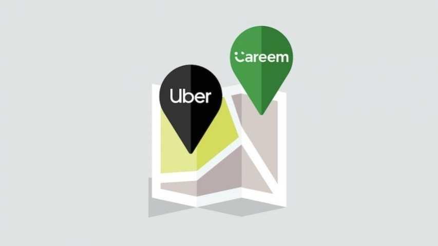Uber übernimmt Mitfahrdienst Careem für 3,1 Milliarden Dollar