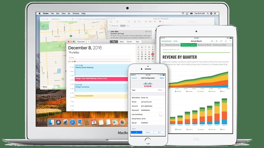 Live-Webinar: Zentrale Verwaltung von iOS-Geräten