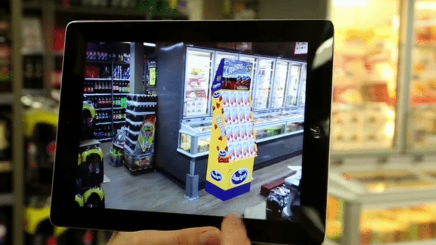 Augmented Reality ergibt auch Augmented CRM