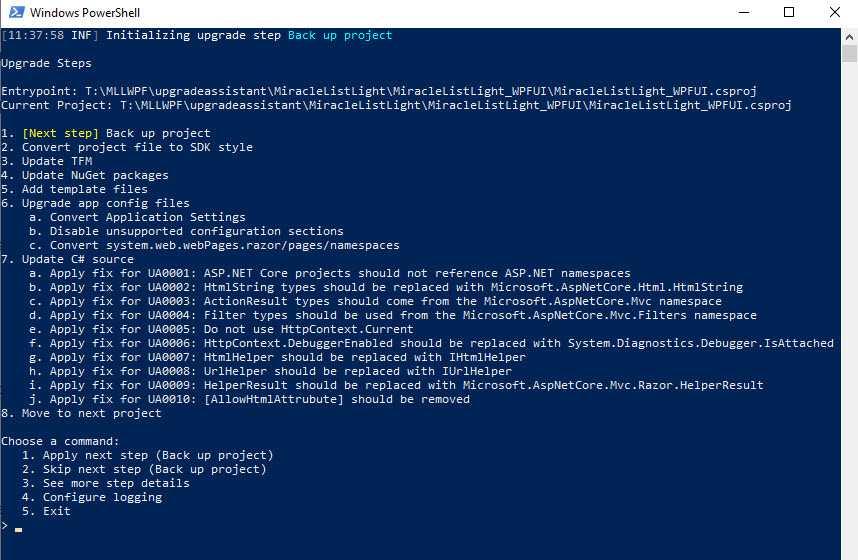 Microsoft baut an neuem Upgrade-Assistent von .NET Framework zu .NET 5 und 6