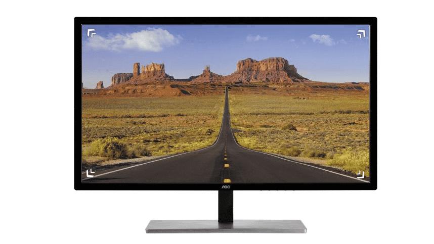 AOC Q3279VWF: 31,5-Zoll-Display mit WQHD und 10-Bit-Farben für 270 Euro