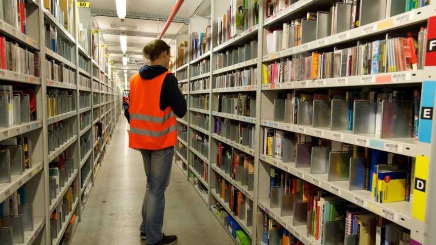 Amazon bereitet Versandbuchhändlern Sorge