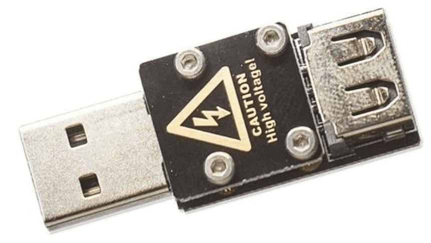 58.000 US-Dollar Schaden durch USB-Killer