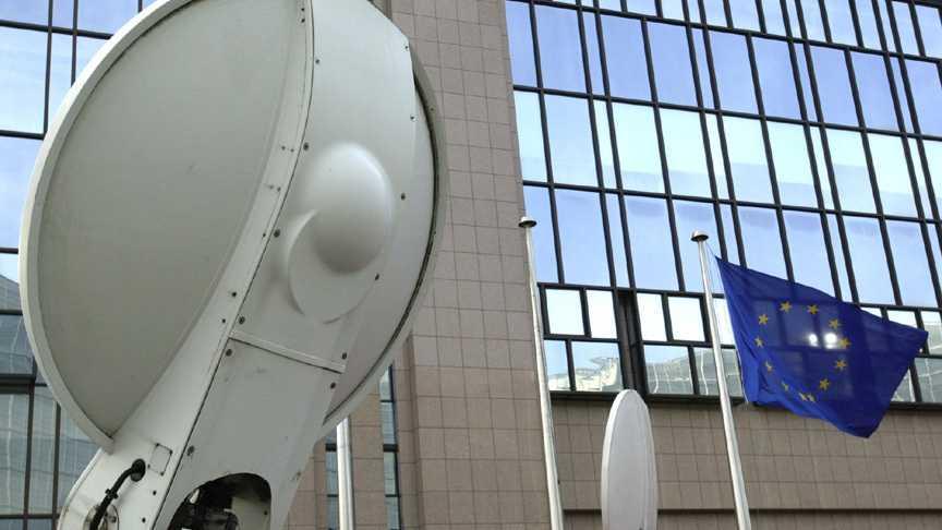 EU-Kommission Gebäude
