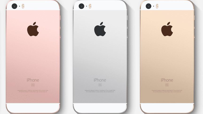 Sonntagsaktion: iPhone SE stark reduziert