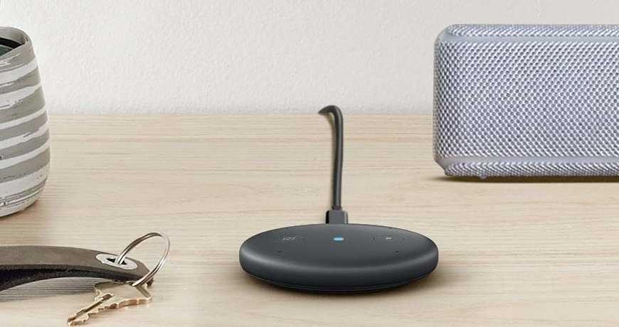 Amazon bringt Echo Input für andere Lautsprecher, kabellosen Subwoofer Echo Sub