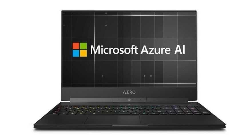 Auros 15 und Aero 15: Gigabyte zeigt Gaming-Notebooks mit Azure-KI