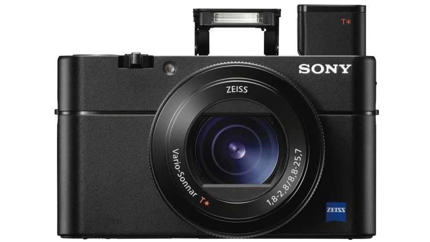 Sony kündigt Typ-1-Zoll-Kompakte RX100 V an