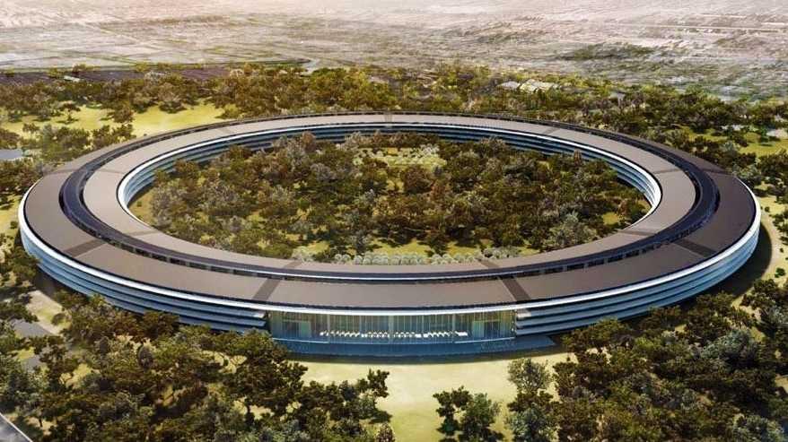 Glaswände zu durchsichtig: Apple Park produziert im Januar mindestens drei Unfälle