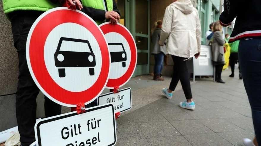 Mainz muss Diesel-Fahrverbote vorbereiten – Gericht setzt Frist