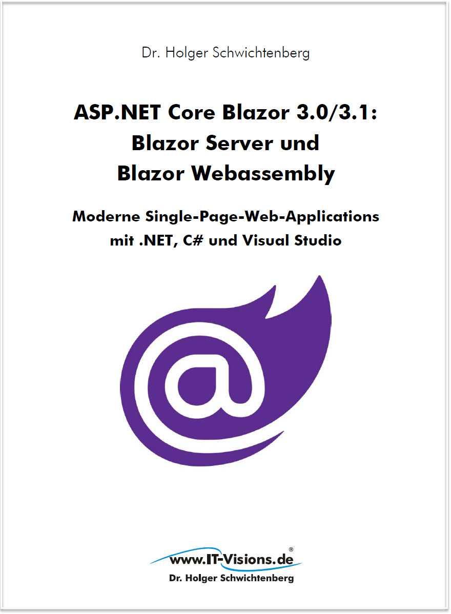Ist ASP.NET Core Blazor nun fertig oder noch nicht?