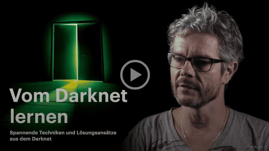 nachgehakt: Vom Darknet lernen