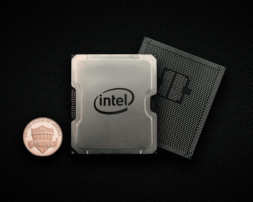 Intel Xeon D-2100 im BGA-Chipgehäuse zum Auflöten
