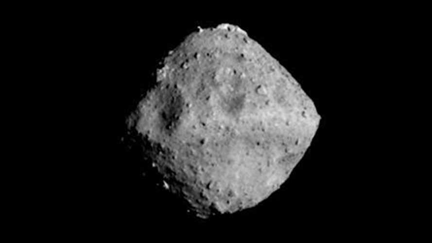 Japanische Raumsonde erreicht den Asteroiden Ryugu
