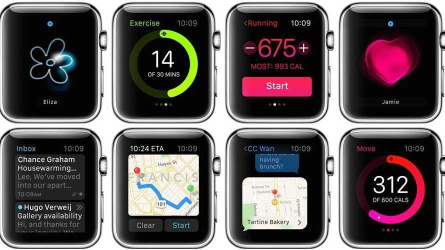 Apple Watch: Weitere Details zu Apples Computeruhr