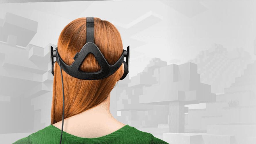 Minecraft für die Oculus Rift erschienen