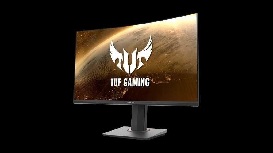 Asus TUF VG32VQ: Erster Monitor mit ULMB und Freesync gleichzeitig