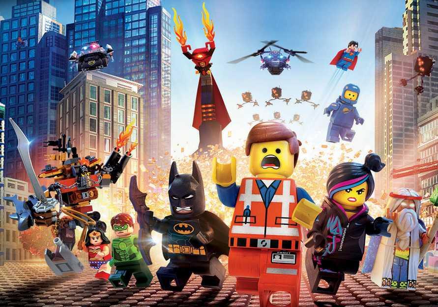 """US-Nutzer können """"The Lego Movie"""" bei Amazon nicht vorbestellen."""