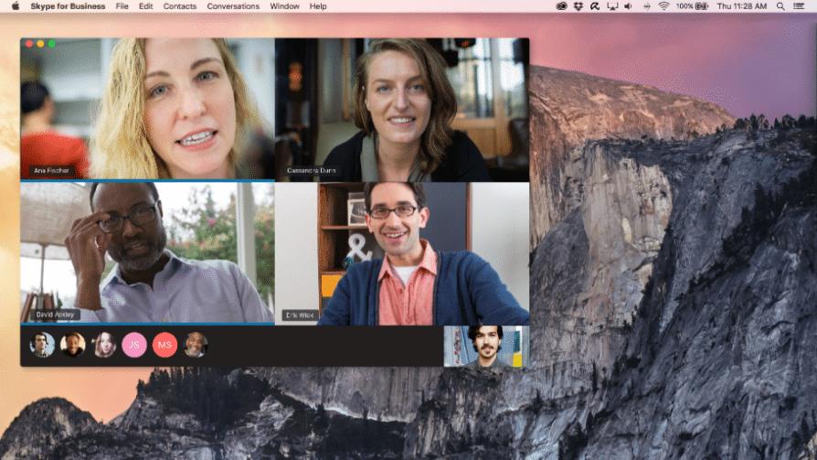 Skype for Business: Neuer Mac-Client und einige Updates