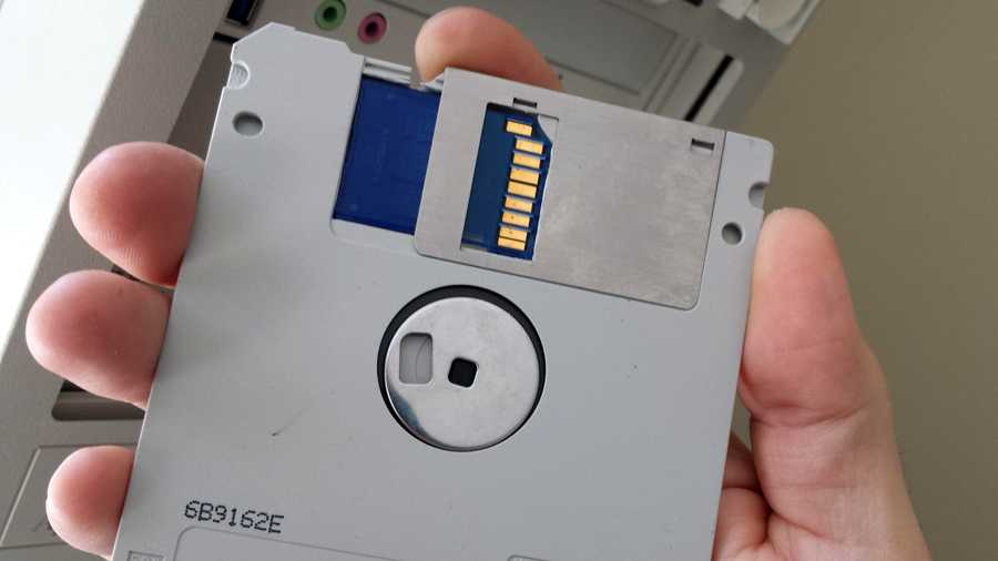 Casemodding-Understatement: Dieser PC von 1995 ist ein Bolide