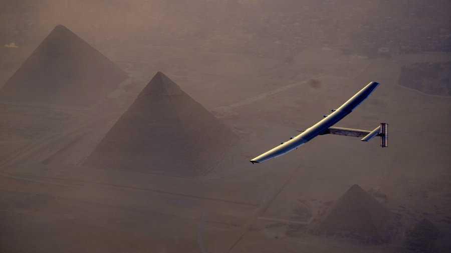 Solar Impulse 2: Solarflieger auf der letzten Etappe der Weltumrundung