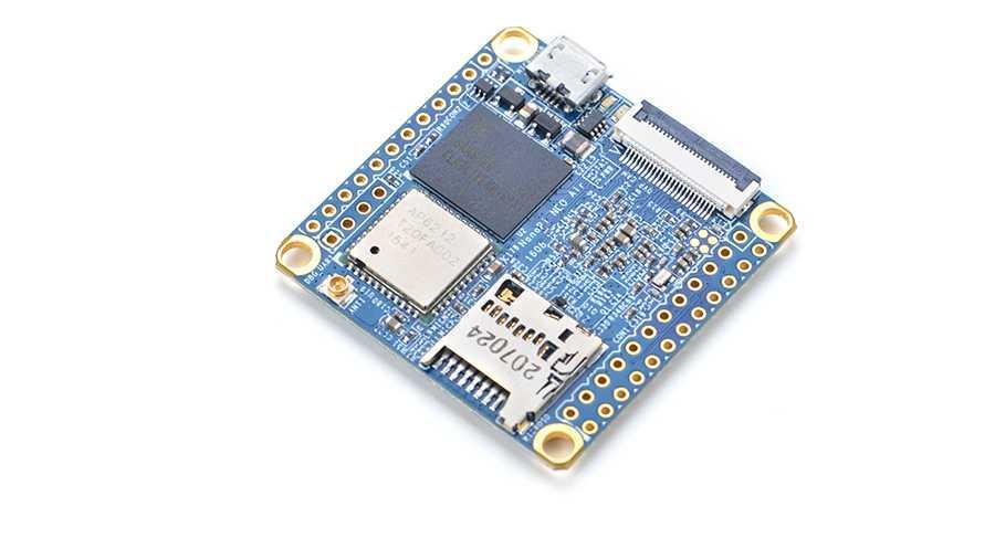NanoPi Neo Air: Klitzekleincomputer mit WLAN