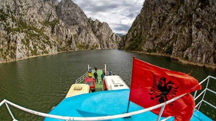 Reisefotografie: c't Fotografie unterwegs in den Albanischen Alpen