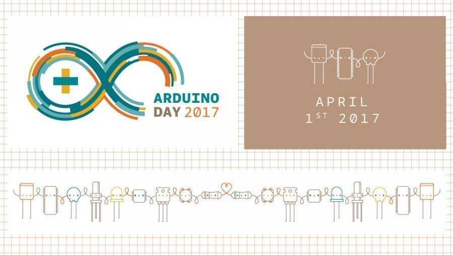 Arduino Day 2017: Gemeinsam lernen und basteln