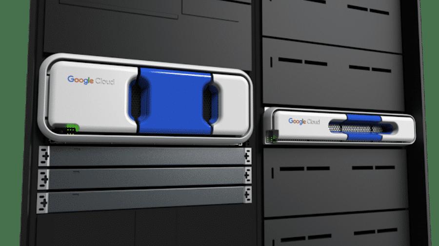 Google Transfer Appliance holt Daten in die Cloud