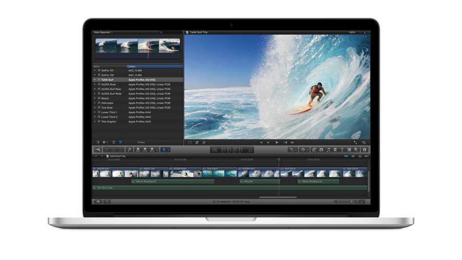 MacBook Pro Retina 2012