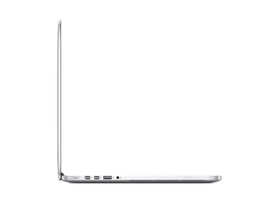 Auf einen integrierten Ethernet-Anschluss müssen MacBook-Pro-Nutzer seit 2012 verzichten.