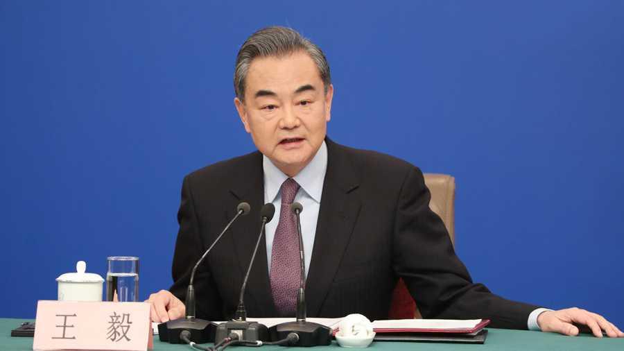 """Chinas Außenminister: USA wollen Huawei """"kleinmachen"""""""