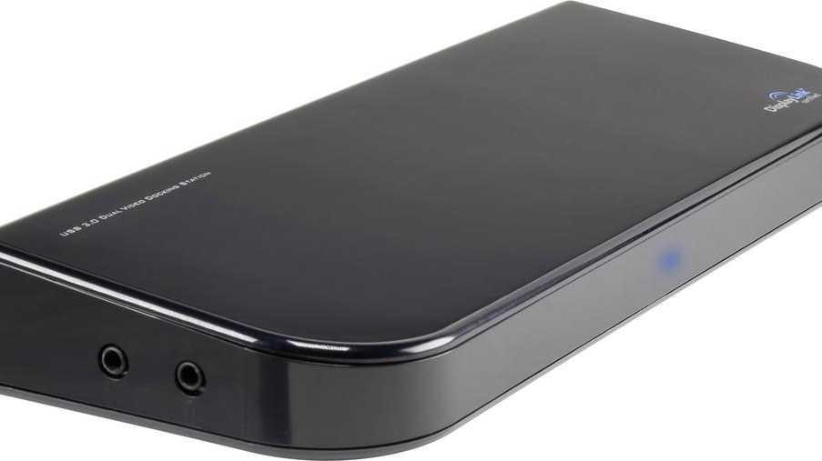 USB-3.0-Dock für Macs von Conrad