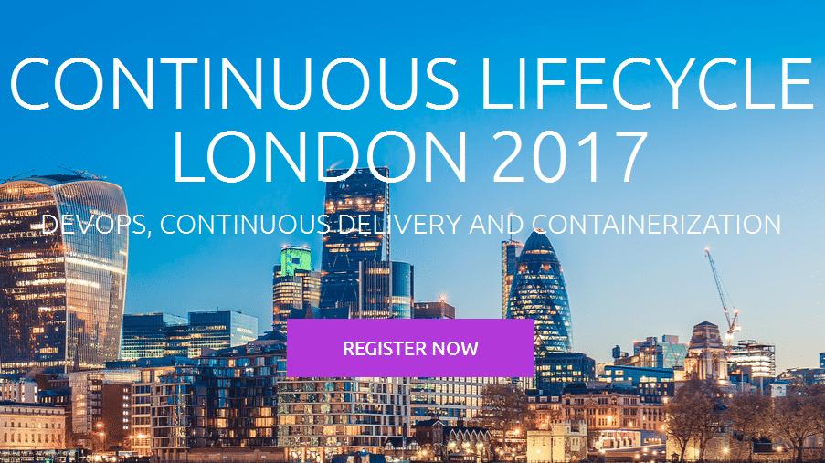 Frühbucherphase für Continuous Lifecycle London endet in knapp 2 Wochen
